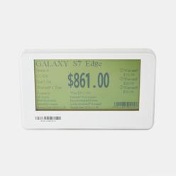 lcd electronic shelf label