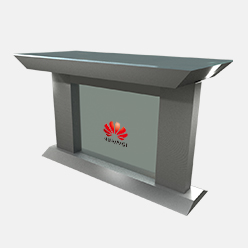 mobile phone display counter for huawei experience store