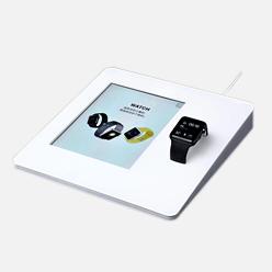 smart watch display holder case