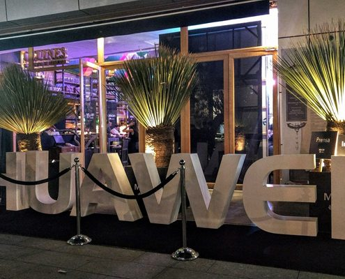 huawei experience store in mexico