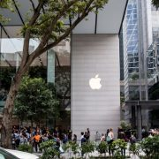 first apple store in singapore