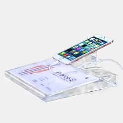 acrylic smartphone display holder