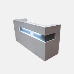 checkout counter for retail mobile phone store