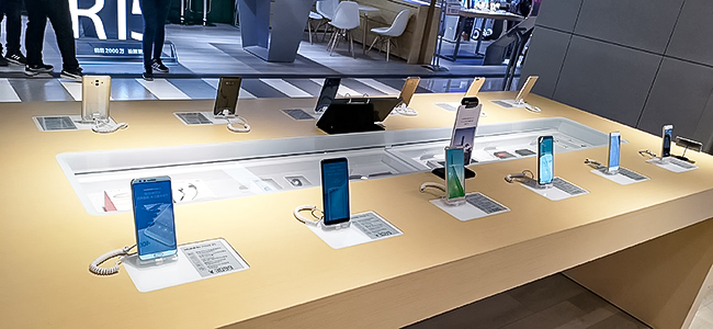 Dynamic Digital Price Display Solution for Retail Electronic Store