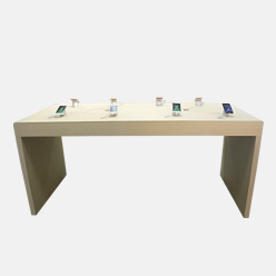 mobile phone retail display table