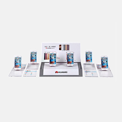 retail pop display stand for smartphone