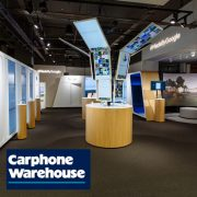 carphone warehouse's google pixel pop-up
