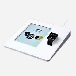 smart watch display holder case