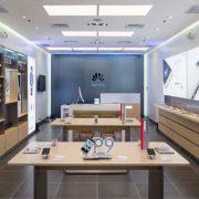 huawei experience store in sm san lazaro