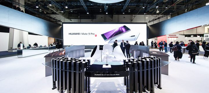 huawei mate 9 in ces 2017