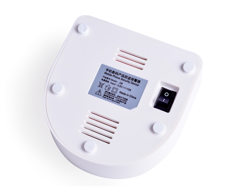 multi port security system for electronics