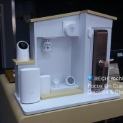 rechi retail demo display for smart home devices