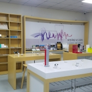 rechi retail store fixture for mobile phone shop