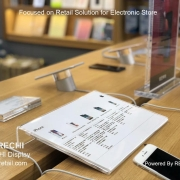 rechi merchandising security solution for apple iphone