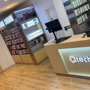 techbase experience store