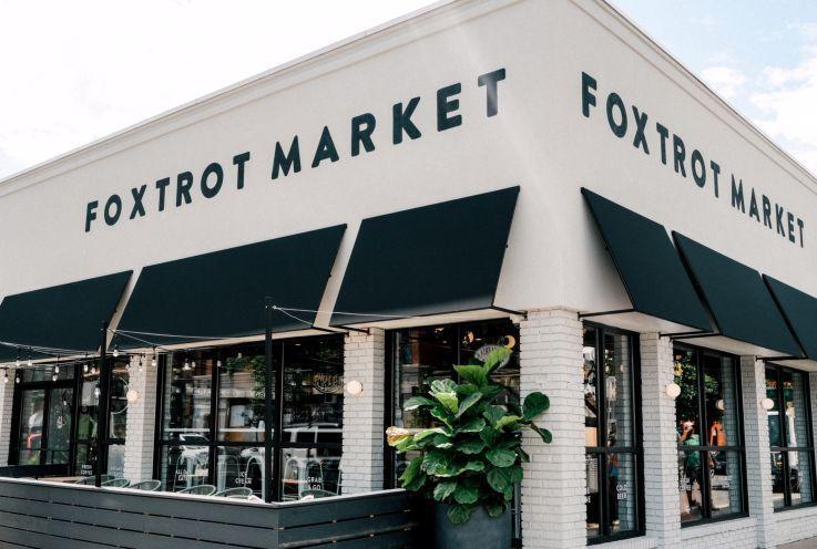 foxtrot omnichannel retail store