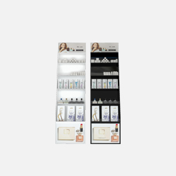 rechi retail display shelf for cosmetics