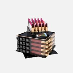 rechi retail acrylic lipstick storage display box