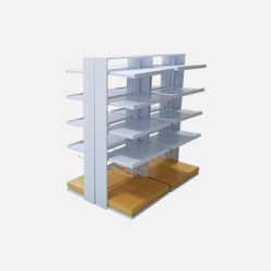 rechi retail floor standing display shelf
