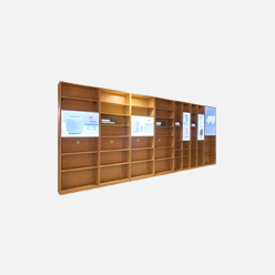 rechi retail smart home device display shelf