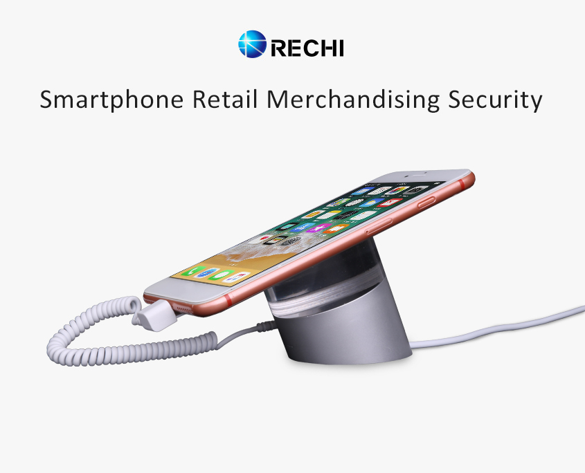 rechi retail display security for smartphone